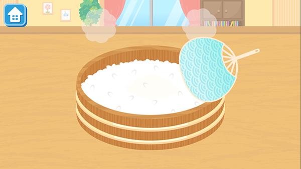 料理アプリ『はらぺこクッキング』に新レシピ「まきずし」が登場!